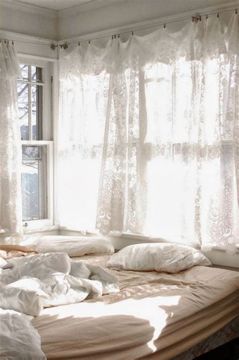 lace bedroom curtains how to make small bedroom look larger www nicespace me