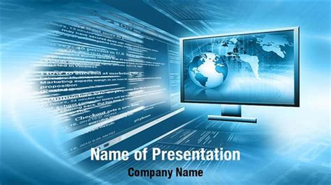 Powerpoint Template Software software programming powerpoint templates software