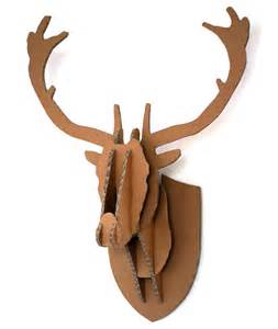 Cardboard Deer Template by 404 Page Not Found Error Feel Like You Re In The