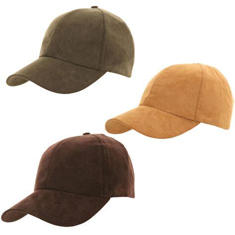 Faux Suede Baseball Cap faux suede baseball cap brown khaki woodland peak fishing