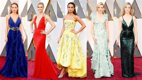 Oscars Trend On by Oscars 2016 Carpet See All The At The Academy