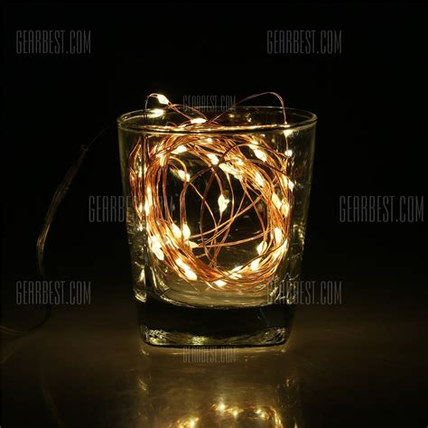 starry string lights on copper wire buy lwin 174 led starry string light copper wire lights