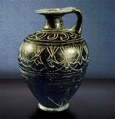 vasi di bucchero etruschi