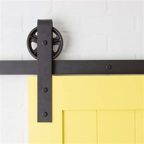 Barn Door Locks Vintage Loop Flat Track Hardware Barndoorhardware