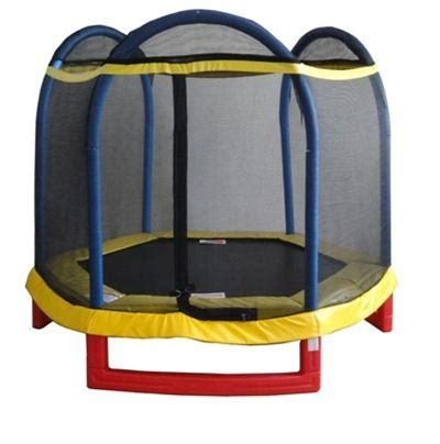 Troline Mat And Net by Childrens Troline