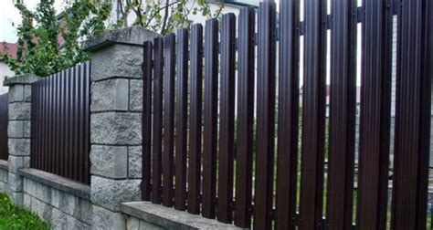 front house fence design design ideas for your fence front yard and backyard designs
