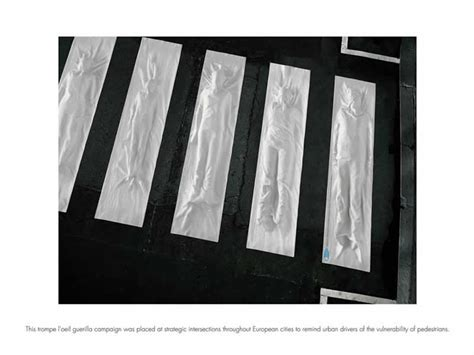 Great Green Idea Tromple Loeil Shopper by 25 Best Breakthrough Advertising Images On