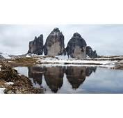 Tre Cime Di Lavaredo Wallpapers  WallpapersIn4knet