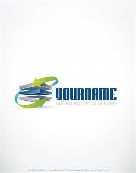 exclusive logo design 3d logo template