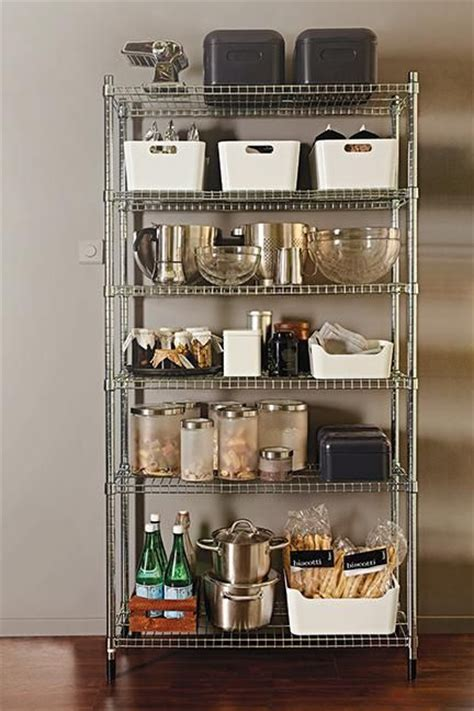 Wire Pantry Shelving Units 50 From Ikea Clever Home Stuff Laundry