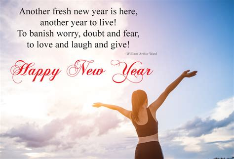 happy  year inspirational quotes    beginning  life