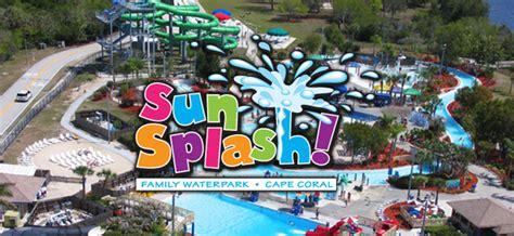Home Decor Stores Fort Myers Fl sun splash family waterpark the florida messenger cape