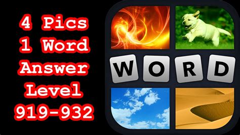 4 Letter Kitchen Words 4 pics 1 word level 919 932 find 4 eight letter words