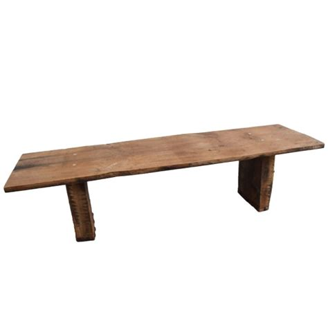 Handcrafted Wood Coffee Table Handmade Reclaimed Wood Bench Coffee Table All Things Cornish