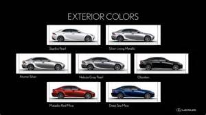 Lexus Is 250 Colors 2014 Corvette Color Options Apps Directories