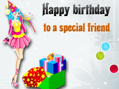 Happy Birthday To A Special Cousin by Happy Birthday Friend Wishes Pictures Page 3