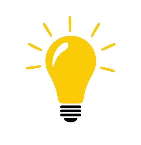 light bulb light bulb icon decoratingspecial com