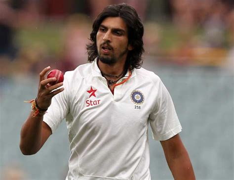 biography ishant sharma australia ishant sharma fined by icc after second test