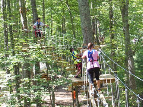 theme line zip zip lines climbing fun the adventure park at storrs