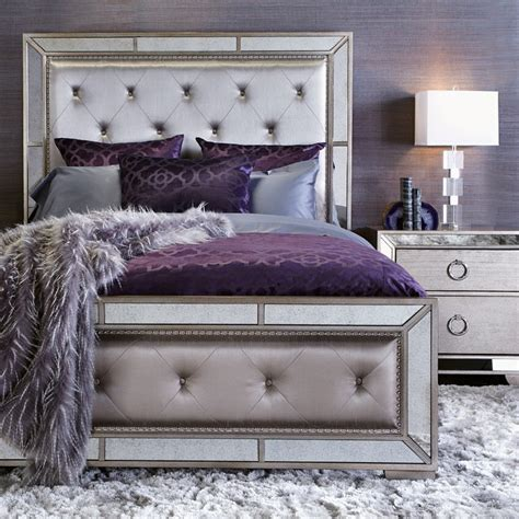 classic silver bedroom bedroom colors grey purple living sleep like royalty with our ava bed contemporary