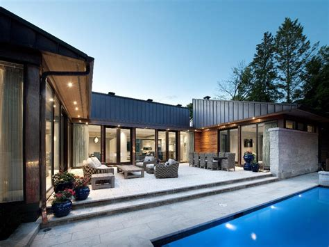 modern home design ottawa modern reigns but diversity shines at housing design