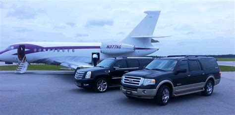 Transportation Services To Airport by Airport Transportation Services