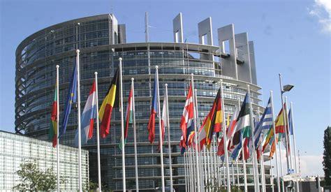 strasburgo sede parlamento europeo a gennaio 2015 giornata veneta per i fondi europei