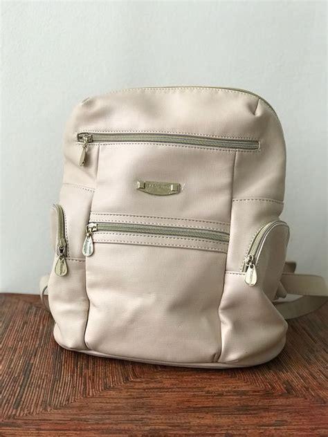 Tas Wanita Ruixiu Preloved tas elizabeth backpack ransel tas punggung fashion preloved fesyen wanita tas dompet di