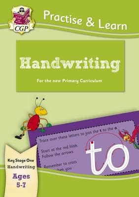 libro new curriculum practise new curriculum practise learn handwriting for ages 5 7 by cgp books waterstones
