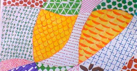 Topeng Warna Warni karyaku seni rupa gambar batik inovatif warna warni