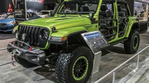 jeep wrangler rubicon modified mopar modified 2018 jeep wrangler rubicon