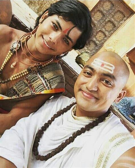 scene ashoka  radhagupt chakravartin ashoka