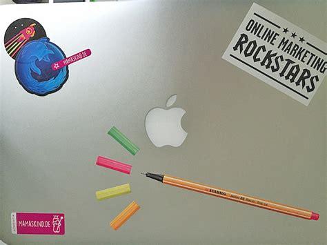 Aufkleber Laptop Entfernen by Gutmarkiert Im Test Namensaufkleber F 252 R Die Schule