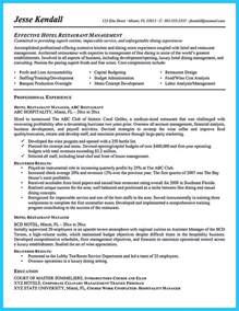 Bar Manager Resume Exles by Brilliant Bar Manager Resume Tips To Grab The Bar Manager