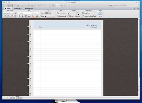 notebook template for word 2013 notebook paper template for word 2010