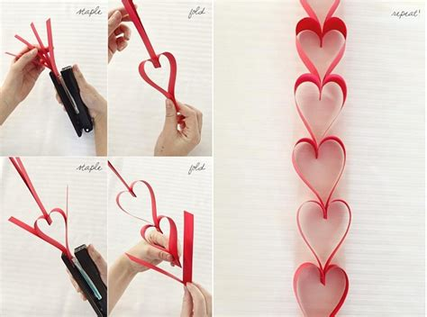 easy diy valentines decorations 19 unusally easy cheap diy s day home decorations