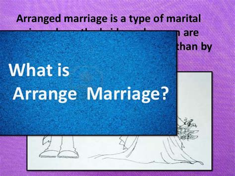 Arranged Marriage By Parents Essay by Arranged Marriages Bad Essay