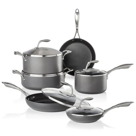 Chef Series II Cookware 11 Pc. Set