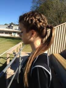 cool soccer hair 22 gorgeous braided hairstyles for girls hairstyles weekly