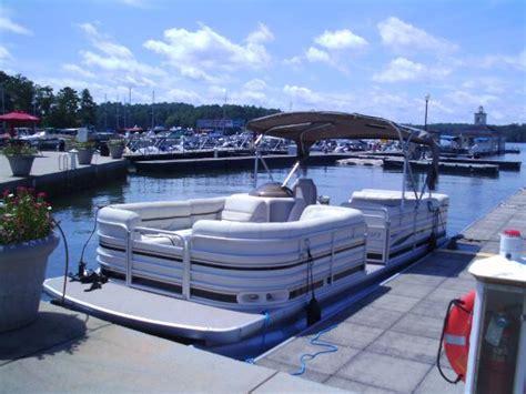 used pontoon boats birmingham alabama used pontoon boats for sale in alabama united states