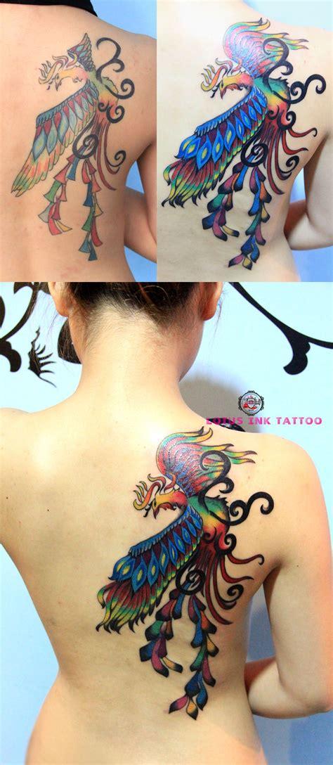 phoenix tattoo pretty inks phoenix inks
