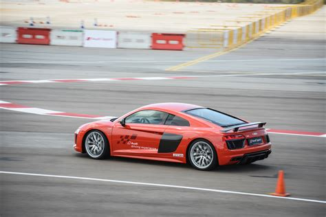 Audi High Performance Driving Course by The Audi Driving Experience Offers Thrill For Motor