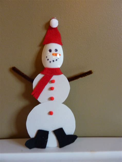 easy snowman crafts for crafts for loversiq