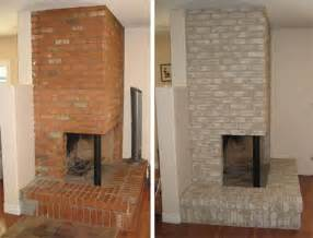 what color should i paint my brick fireplace 25 best ideas about brick fireplaces on