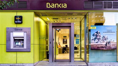 oficinas bankia en granada bankia concluye el proceso de fusi 243 n con bmn
