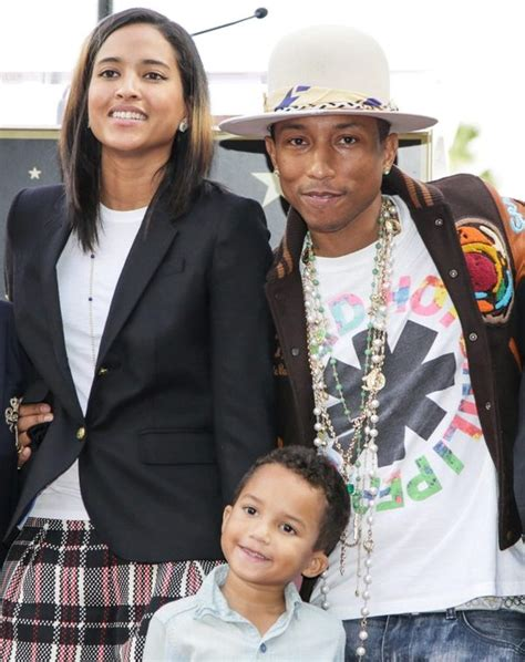 pharrell williams biography life family childhood what is the secret of rapper pharrell williams young and