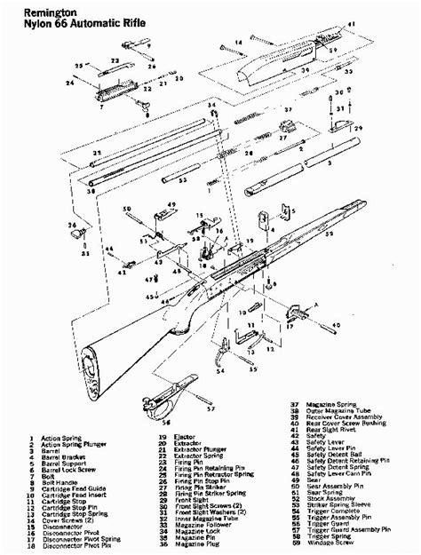 remington 66 parts diagram rem66
