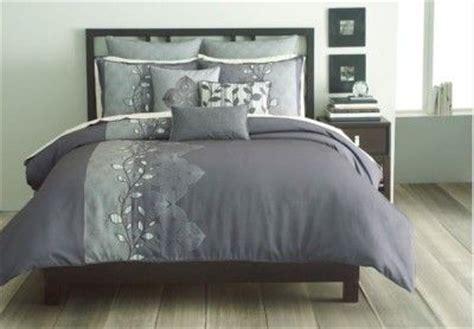 bryan keith oxford pc king comforter set gray green plum modern contemporary king bedding