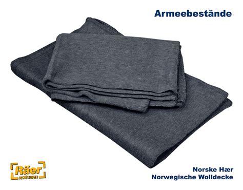 sofadecke kaufen norwegische wolldecke 200 x 160 cm b bundeswehr shop r 228 er