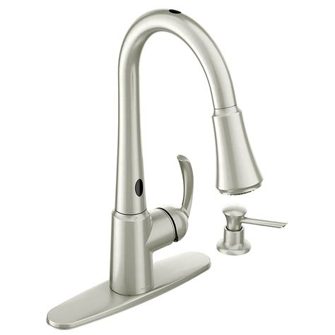 moen kitchen faucet with sprayer mobile home kitchen faucet with sprayer